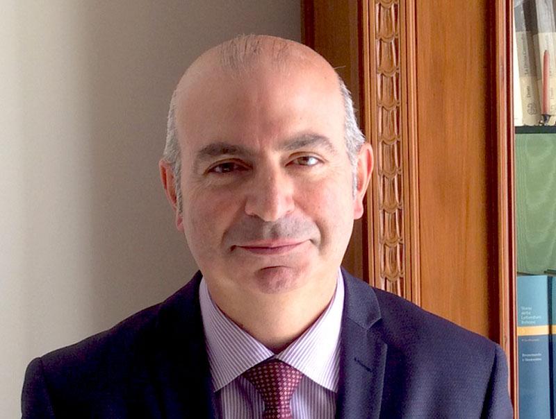 Giuseppe Cioce consulente finanziario indipendente a Canosa di Puglia